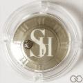 Champagne capsule A15.a Insert, transparente, avec strass