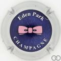 Champagne capsule 1 Contour argent