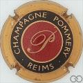 Champagne capsule 68 Quart, intérieur bordeaux