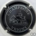 Champagne capsule 3 Noir et blanc