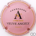 Champagne capsule 1.b Rose, noir et or