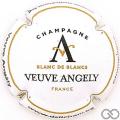Champagne capsule 1.a Blanc, noir et or