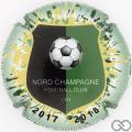 Champagne capsule 5 Contour vert