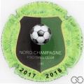 Champagne capsule 5.a Fond vert