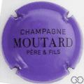 Champagne capsule A1 Violet et noir