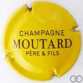 Champagne capsule A1.a Jaune et noir