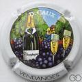 Champagne capsule 900.d Personnalisé sur 900.d