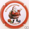 Champagne capsule 22.a Jéroboam, Noël