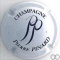 Champagne capsule 11.g Blanc et noir