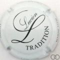 Champagne capsule 6.e Blanc, Tradition