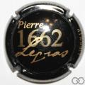 Champagne capsule 8.h Noir et or