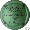 Champagne capsule 1 Vert métallisé et noir