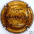 Champagne capsule 5.a Fond or-bronze