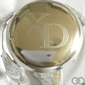 Champagne capsule 18 Parure XD, métal