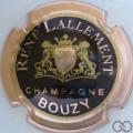 Champagne capsule 1 Contour rosé