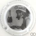 Champagne capsule 19 Les années folles