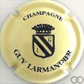 Champagne capsule 10 Jaune-crème et noir