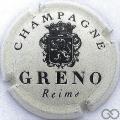 Champagne capsule 2 Blanc cassé, 32 mm