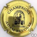 Champagne capsule 2.b Or et noir