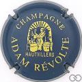 Champagne capsule 1 Bleu