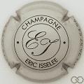 Champagne capsule 1.f Argent et noir