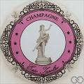 Champagne capsule 13.a Cercle violine