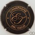 Champagne capsule 1.i Noir et crème (or-jaune)