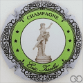 Champagne capsule 13 Cercle vert