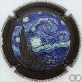 Champagne capsule 8.a Van Gogh (2)