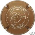 Champagne capsule 1.b Bistre et crème