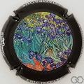 Champagne capsule 8.k Van Gogh (12)