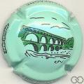 Champagne capsule 9 Pont du Gard