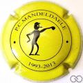 Champagne capsule 10 P.C. Mandeldaele
