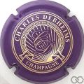 Champagne capsule 1 Violet et or