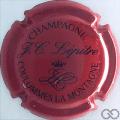 Champagne capsule 6.d Rouge et noir