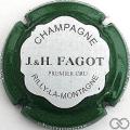 Champagne capsule 5.d Contour vert
