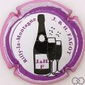 Champagne capsule 4.e Contour rose