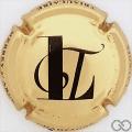 Champagne capsule 37.a Or et noir