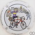 Champagne capsule 54.h Cyclisme