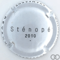 Champagne capsule 20.b Sténopé 2010