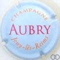 Champagne capsule 6 Bleu pâle