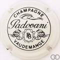Champagne capsule 9 Blanc cassé et noir