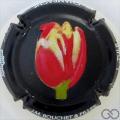 Champagne capsule 11 Tulipe, émaillée