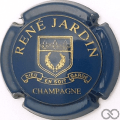 Champagne capsule 16 Bleu