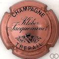 Champagne capsule 13 Rosé et noir