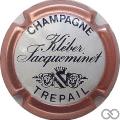 Champagne capsule 9 Contour rosé