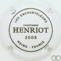 Champagne capsule 60 Blanc et noir, 2005