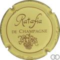 Champagne capsule 29.a Marron, avec cercle