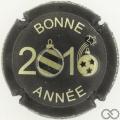 Champagne capsule 66 Bonne Année 2016