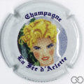Champagne capsule 1 Polychrome